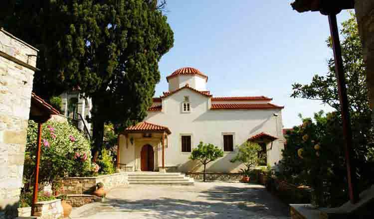 Manastirea Moni Sotira