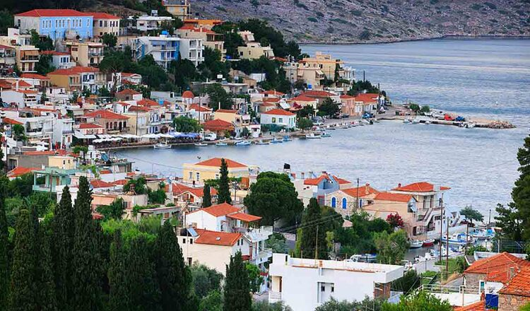 Obiective turistice Chios din Grecia