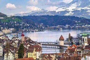 Lucerne - Excursii in imprejurimi
