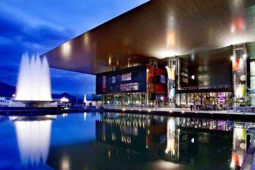 Lucerne - Centrul Culturii si al Congreselor