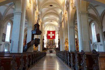 Lucerne - Hofkirche