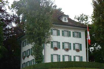 Lucerne - Muzeul Richard Wagner