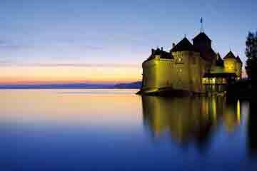 Vevey - Castelul Chillon