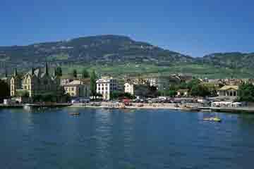 Vevey - Mont Pelerin