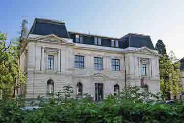 Vevey - Muzeul Jenisch