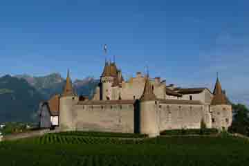 Vevey - Chateau d Aigle