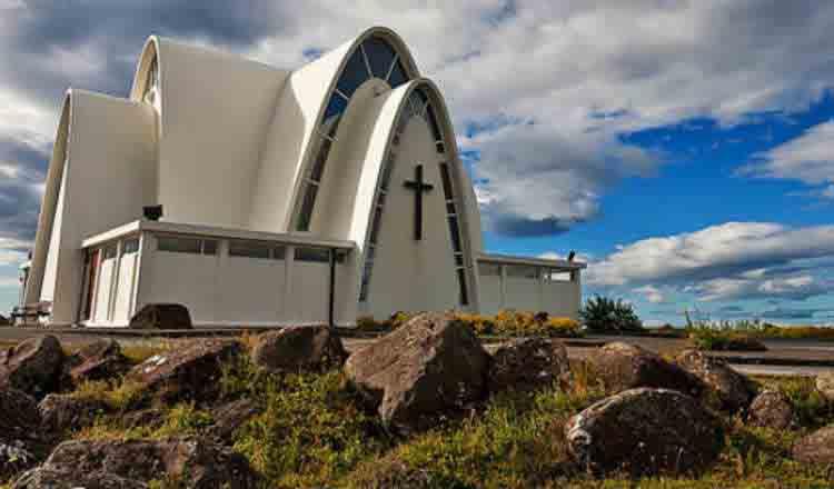 Obiective turistice Kopavogur din Islanda