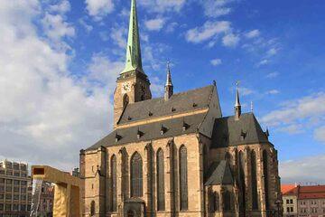 Plzen - Catedrala Sf Bartolomeu