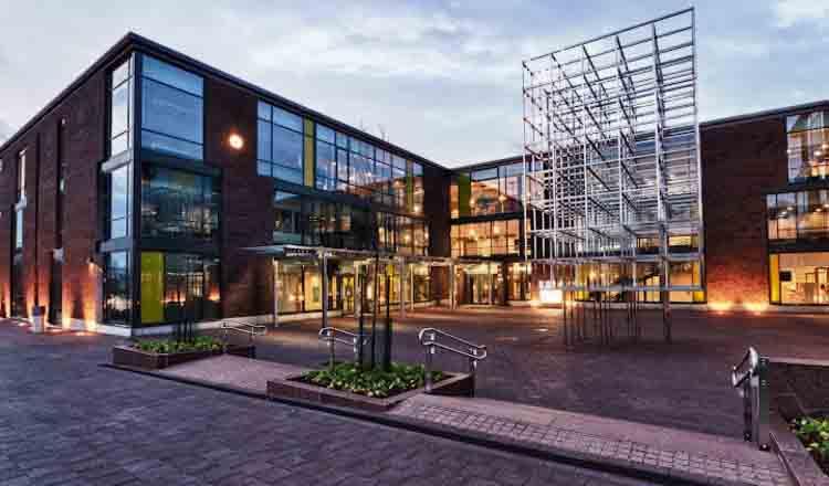 Centrul administrativ Espoo
