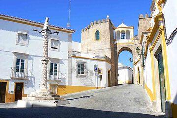 Elvas - Largo de Santa Clara