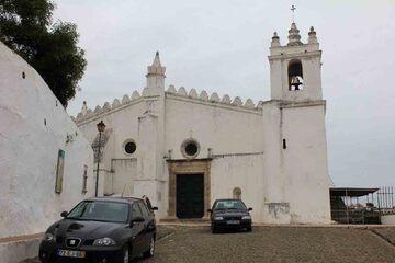 Mertola - Biserica Santa Maria
