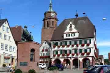 Pforzheim - Weil der Stadt