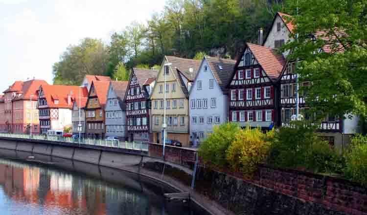 Obiective turistice Calw din Germania