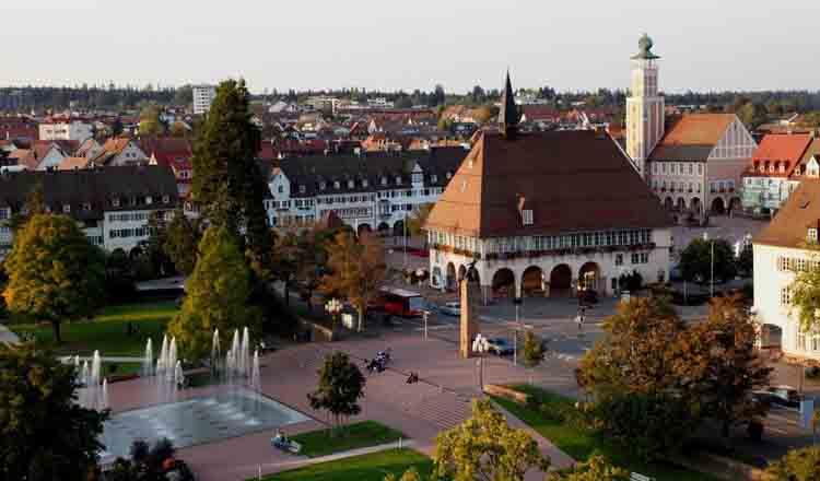 Obiective turistice Freudenstadt din Germania