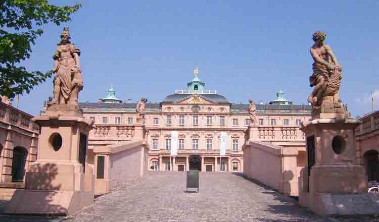 Obiective turistice Rastatt din Germania