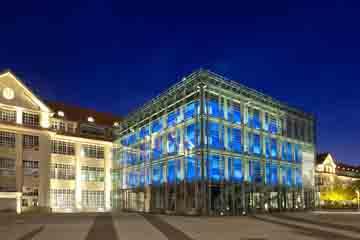 Karlsruhe - Zentrum fur Kunst und Medientechnologie