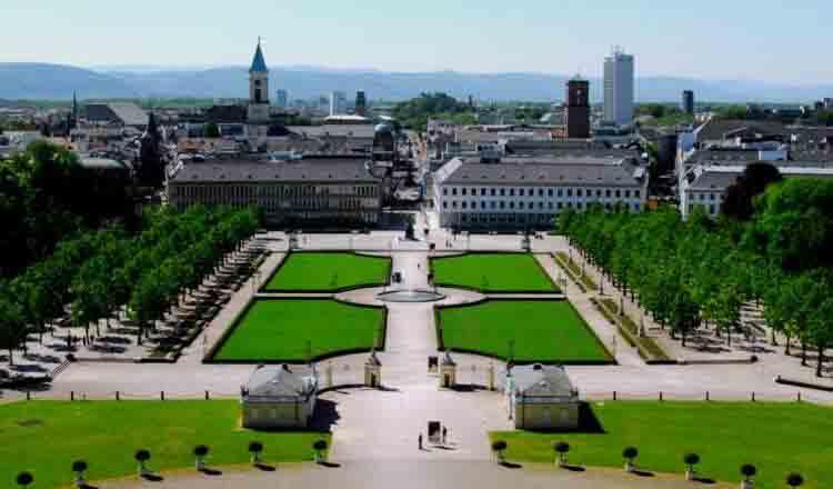 Obiective turistice Karlsruhe din Germania