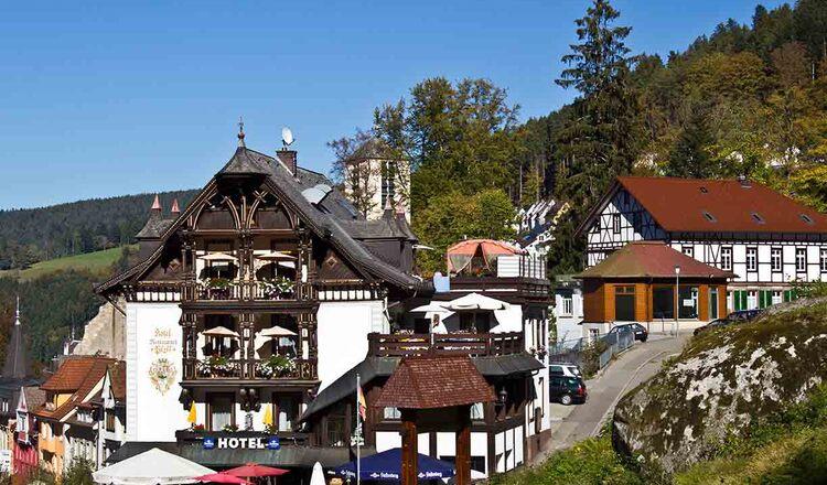 Obiective turistice Triberg din Germania