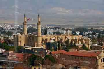 Nicosia - Moscheea Selimiye