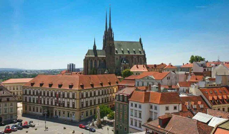 Obiective turistice Brno din Cehia