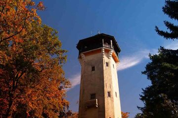 Karlovy Vary - Diana Lookout Tower