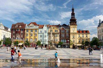 Ostrava - Culorile din Ostrava