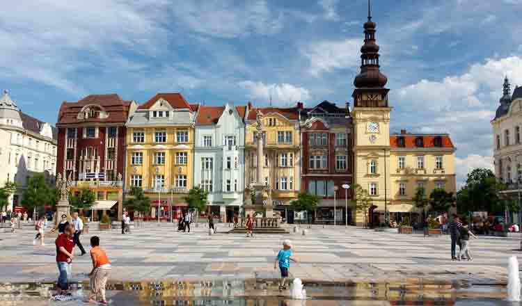 Obiective turistice Ostrava din Cehia