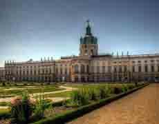 Poze Palatul Charlottenburg