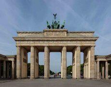 Poze Brandenburger Tor