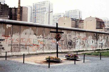 Berlin - Zidul Berlinului