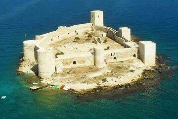 Kizkalesi - Castelul din Kizkalesi