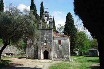 Podgorica - Biserica Sf. Gheorghe