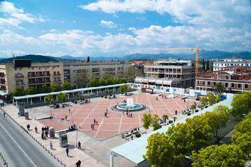 Podgorica - Trg Republike