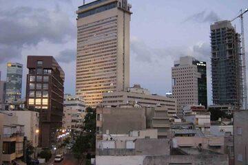 Tel Aviv - Turnul Shalom