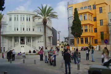 Tel Aviv - Casa memoriala Bialik