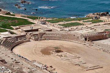 Caesarea - Marele hipodrom