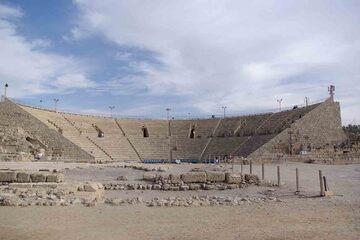 Caesarea - Teatru roman