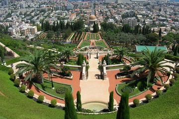 Haifa - Templul Baha'i si gradinile