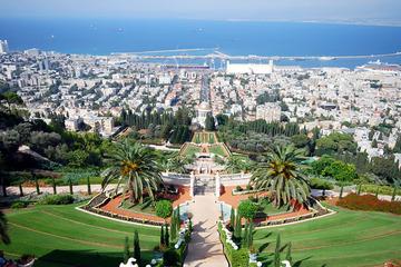 Haifa - Manastirea Steaua de mare