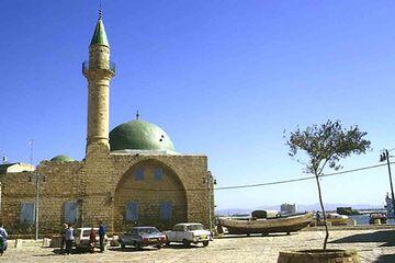 Akko - Moscheea el-Jazzar