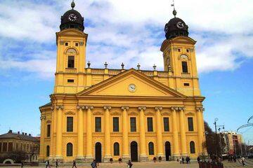 Debrecen - Biserica Reformata Mare