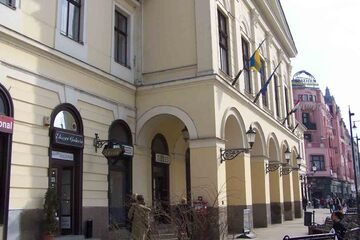 Debrecen - Cladirea din Old City Hall