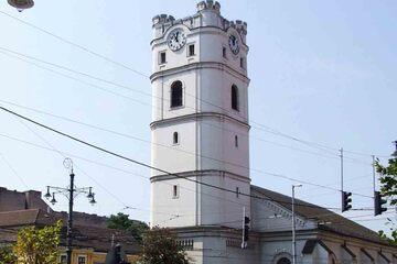 Debrecen - Biserica Reformata Mica
