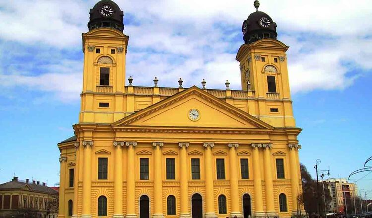 Biserica Reformata Mare