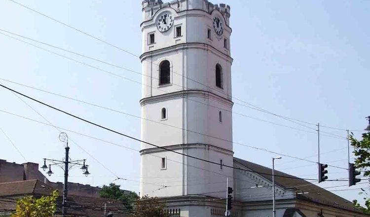 Biserica Reformata Mica