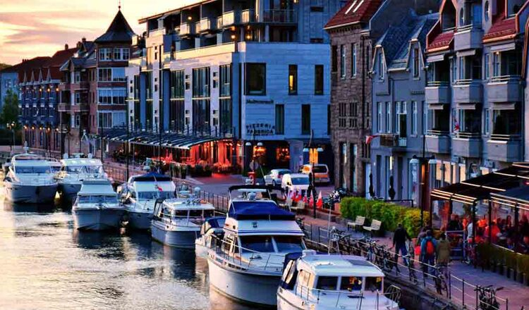 Obiective turistice Sarpsborg din Norvegia