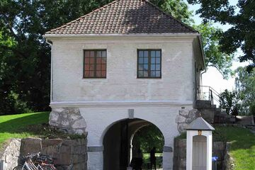 Fredrikstad - Poarta Bastion