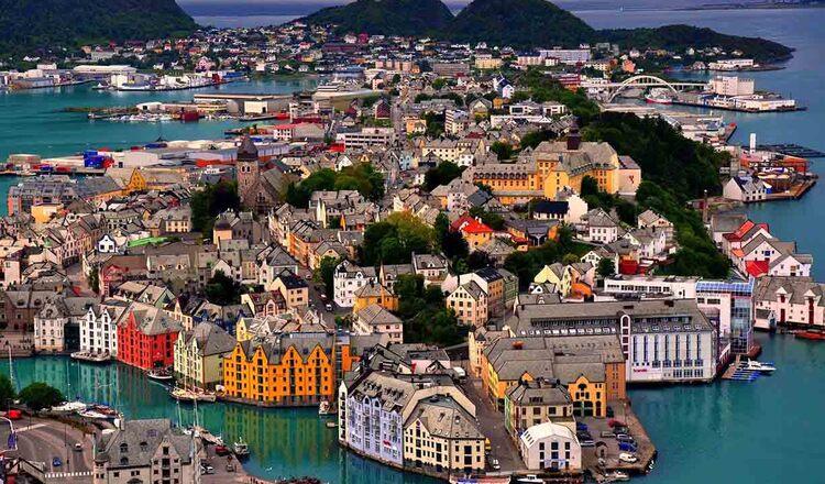Obiective turistice Horten din Norvegia