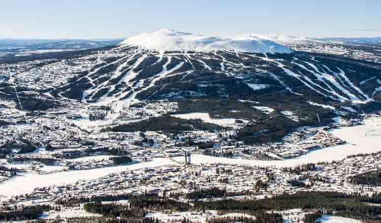 Obiective turistice Trysil din Norvegia