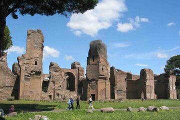 Roma - Baile lui Caracalla